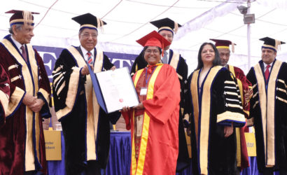 PhD by distance learning in India