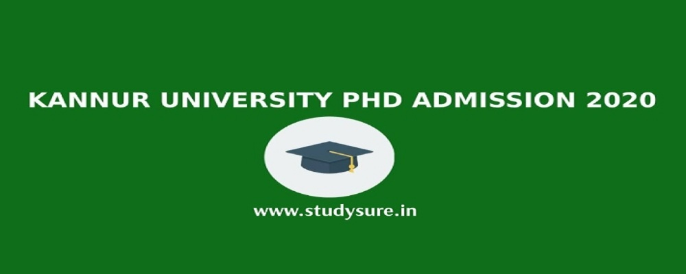 Kannur-University-PhD-Admission